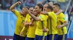 Hạ Thụy Sĩ, Thụy Điển thẳng tiến tứ kết World Cup 2018