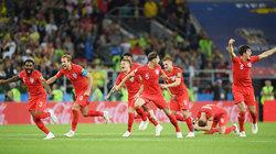 Video bàn thắng Colombia 1-1 Anh (pen 3-4)