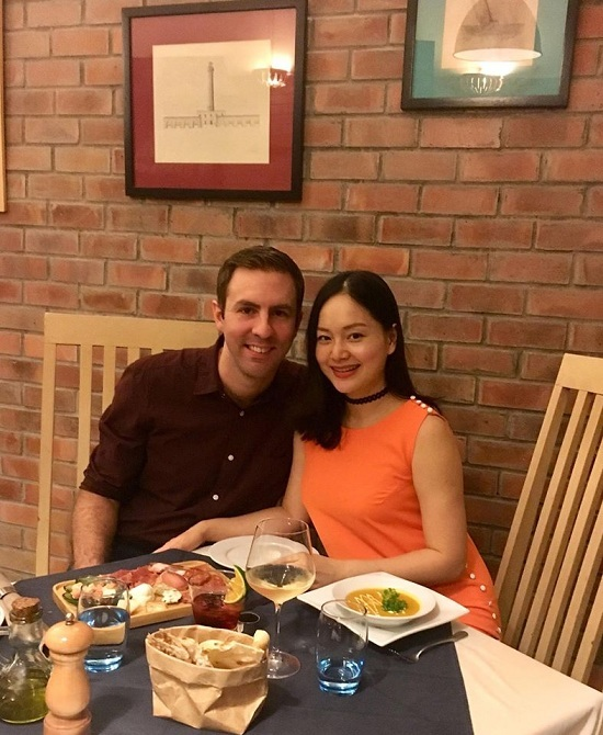 Vợ cũ chờ Bằng Kiều về Mỹ để cùng tổ chức tiệc sinh nhật cho con trai