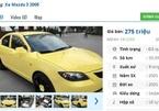 Những chiếc ô tô Mazda cũ này đang rao bán tầm giá 200 triệu tại Việt Nam