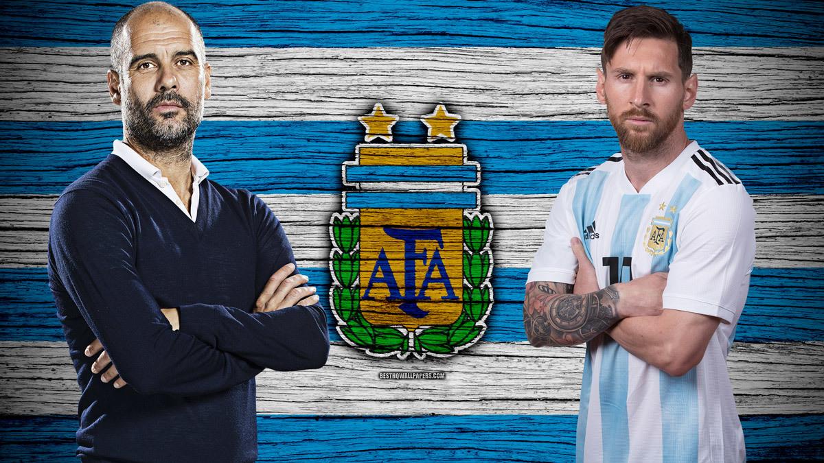 Argentina chi đậm mời Pep Guardiola về dẫn Messi