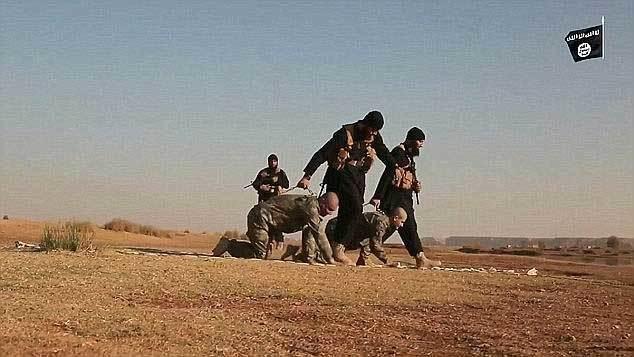 Đao phủ IS khét tiếng nhất bị tiêu diệt