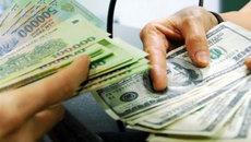 Tỷ giá USD giảm mạnh sau khi có bàn tay can thiệp