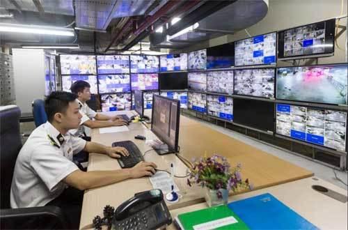 Cận cảnh hệ thống PCCC hiện đại bậc nhất HN