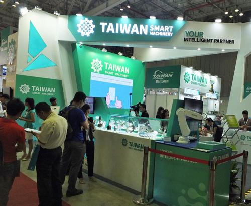 Hội thảo máy móc Đài Loan sáng tạo và thông minh