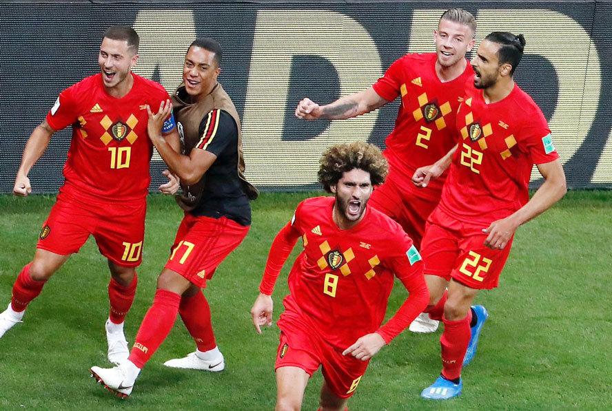 Đội hình hay nhất vòng 1/8 World Cup: Dàn sao MU thăng hoa