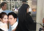 Fan bắt gặp Trường Giang, Nhã Phương sánh đôi tại Thái Lan