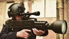 TQ chế súng laser có thể thiêu cháy người cách hàng trăm mét