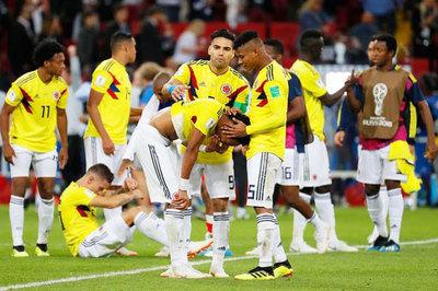Cầu thủ Colombia bị dọa giết vì đá hỏng 11m trận gặp Anh