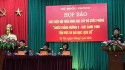Chiến thắng đường 9 - Khe Sanh: Tiêu biểu nghệ thuật quân sự Việt Nam