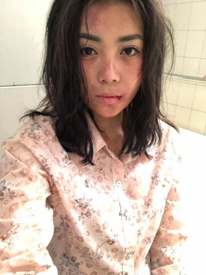 Dàn diễn viên 'Quỳnh Búp Bê' vật lộn quay giữa ngày Hà Nội nóng kỷ lục