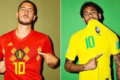 Thông tin cực nóng trước đại chiến Brazil vs Bỉ