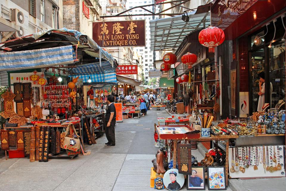 Trung Quốc,Du khách,Hong Kong