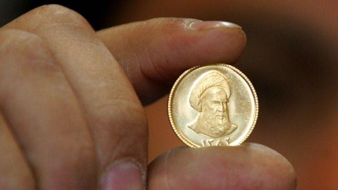 """Iran bắt giữ """"Vua tiền xu"""""""