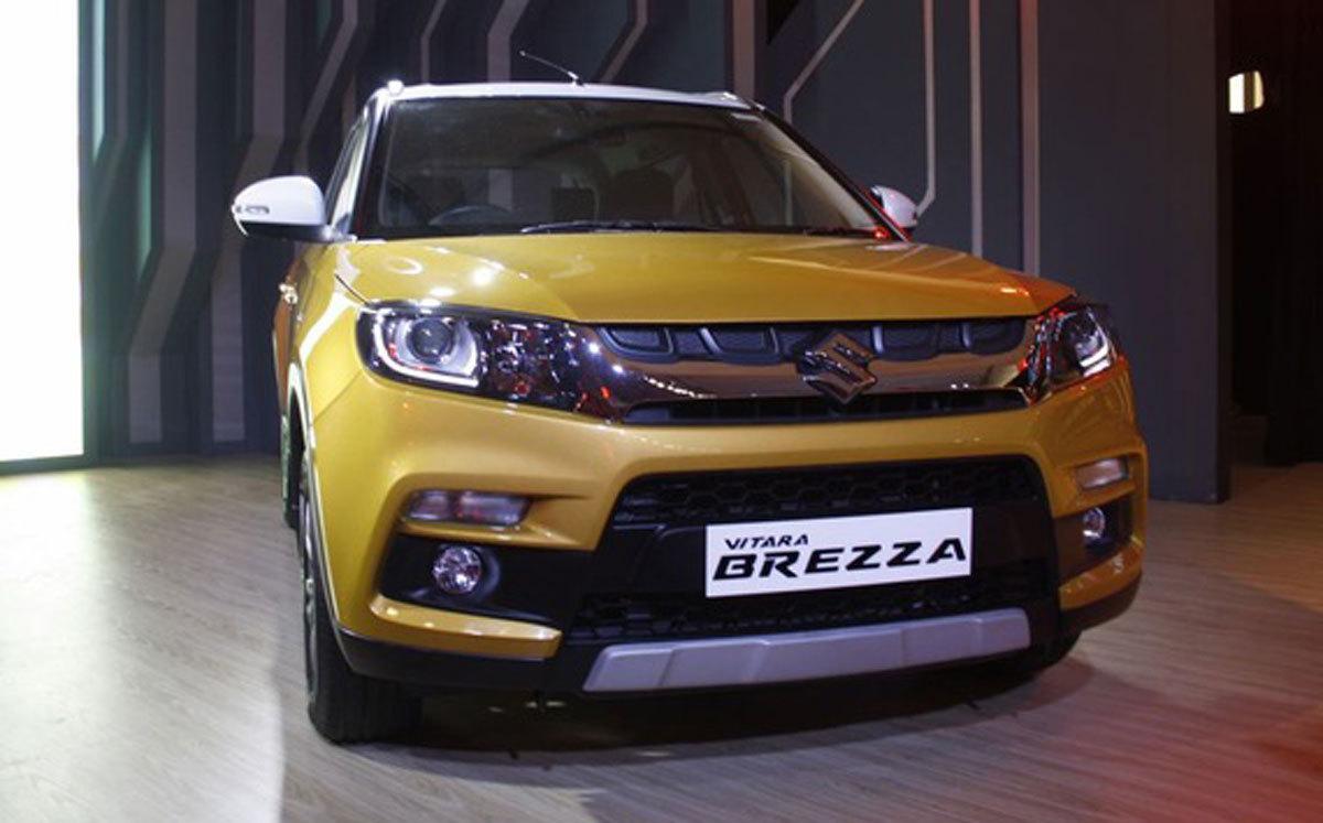 SUV,ô tô cỡ nhỏ,ô tô Suzuki,ô tô Ấn Độ,ô tô giá rẻ