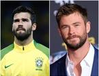 """Thủ môn Brazil được ví như như em trai thất lạc của 'Thần Sấm Thor"""""""