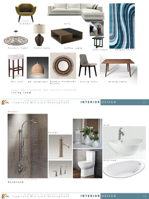Ấn tượng nội thất thiết kế riêng của Beau Rivage Nha Trang