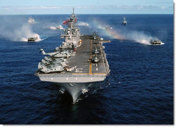 Tàu chiến Mỹ,chiến hạm Mỹ,tàu tấn công đổ bộ,ngựa thồ