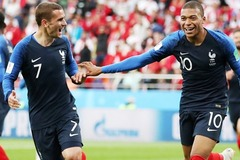 Kịch bản Pháp vs Uruguay: Gà trống gáy vang!