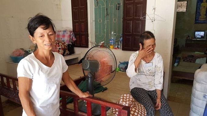 Cuộc sống của bệnh nhân ung thư dưới mái tôn gần 50 độ C