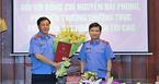 Trao quyết định của Chủ tịch nước đối với ông Nguyễn Hải Phong