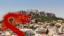 Trung Quốc tung hoành trên những mảnh đất hoang tàn của Hy Lạp