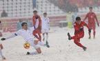 Lịch thi đấu của U23 Việt Nam tại giải tứ hùng VFF 2018
