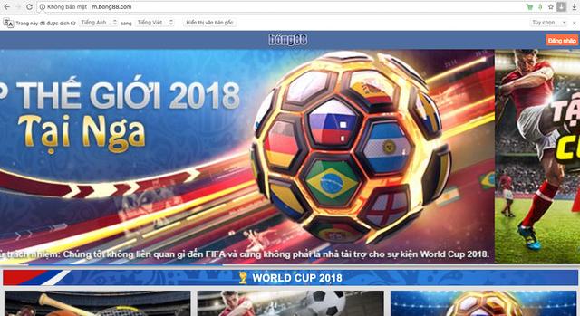 Cá độ mùa World Cup: Chỉ mặt những cạm bẫy khó lường