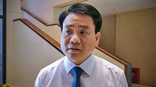 Chủ tịch HN: Sẽ làm rõ tàu cảnh sát trong clip cát tặc lộng hành