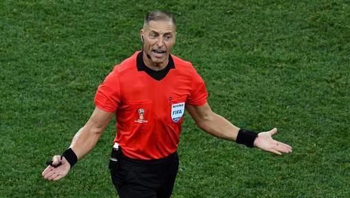 Người Pháp bất an vì trọng tài Argentina bắt Pháp vs Uruguay