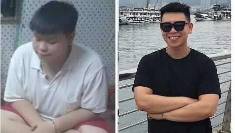 Nặng 114kg, chàng cảnh sát bất ngờ lột xác với bài giảm cân đơn giản