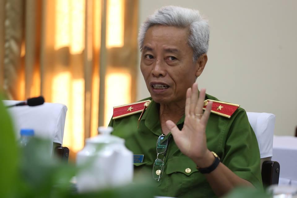 Tướng Phan Anh Minh: '3 kẻ khủng bố trụ sở công an chưa bị bắt'
