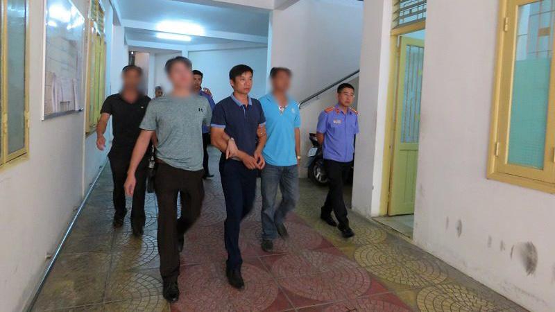 Tin pháp luật số 57: Rúng động vụ bắt nhóm khủng bố trụ sở công an