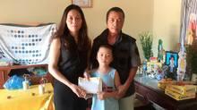 Hơn 100 triệu đồng bạn đọc ủng hộ bé Trần Đặng Trường Giang