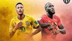 """Kèo """"thơm"""" Brazil vs Bỉ: Chốt mạnh cửa trên"""