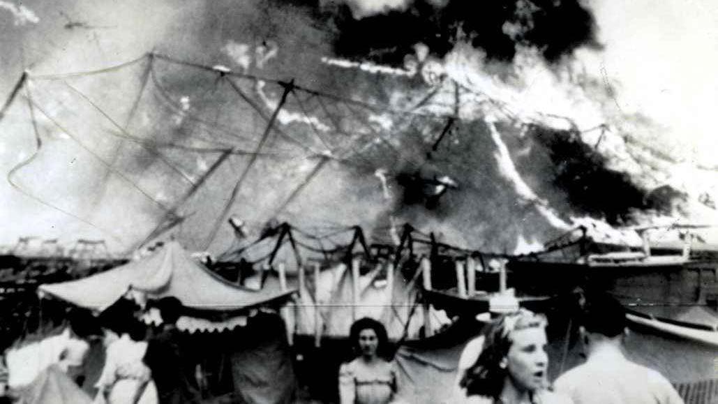 ngày này năm xưa,hỏa hoạn,đám cháy,Mỹ,ám ảnh,thảm kịch