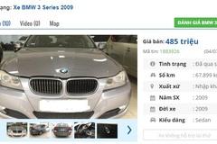Những chiếc ô tô BMW cũ này đang rao giá 400 triệu tại Việt Nam