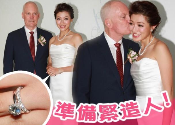 Á hậu 9X gây xôn xao vì làm vợ đại gia U70