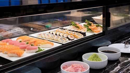 Buffet hải sản 'sốc' tại khách sạn 5 sao