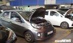 Nắng nóng tra tấn diện rộng: Ô tô xếp đầy garage vì điều hòa hỏng, két nước bục