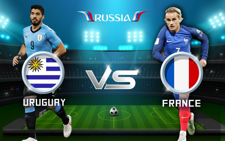 Bốc quẻ: Uruguay bất lợi, Pháp có cửa đi tiếp