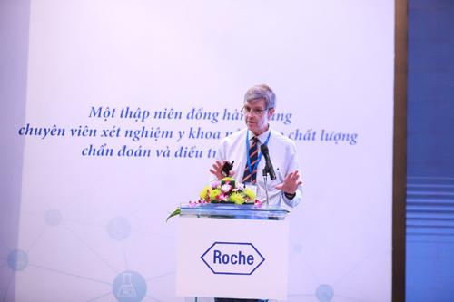 Nâng cao chất lượng phòng xét nghiệm ở Việt Nam