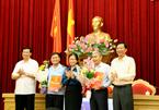 3 tỉnh công bố các quyết định nhân sự của Ban Bí thư Trung ương Đảng