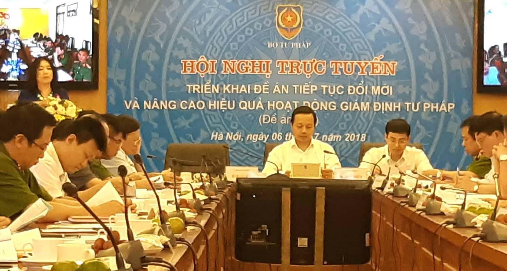 Tướng Phạm Văn Các,Phạm Văn Các,Phó Tổng cục trưởng,Tổng cục Cảnh sát,Bộ Công an,giám định tư pháp,Hàn Đức Long