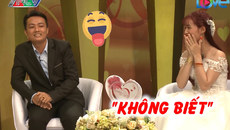 Phản ứng của người vợ 18 tuổi đêm tân hôn khiến MC bật cười