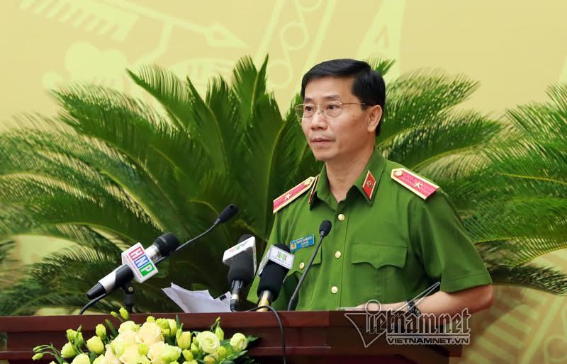 Thiếu tướng Hoàng Quốc Định,phòng cháy chữa cháy,Hà Nội,nhà cao tầng