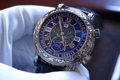 Trịnh Xuân Thanh chơi đồng hồ 39 tỷ: Cả thế giới chỉ vài người dám mua