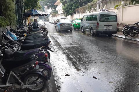 Hà Nội đón mưa vàng giải nhiệt 2