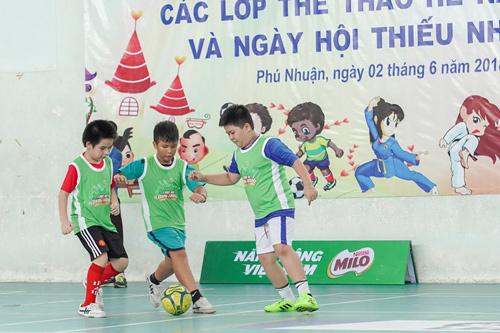 Hàng nghìn trẻ em Việt mong đợi Trại Hè Năng Lượng MILO 2018
