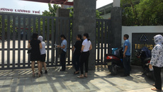 Trường Lương Thế Vinh vẫn chưa trả lại tiền đặt cọc tuyển sinh